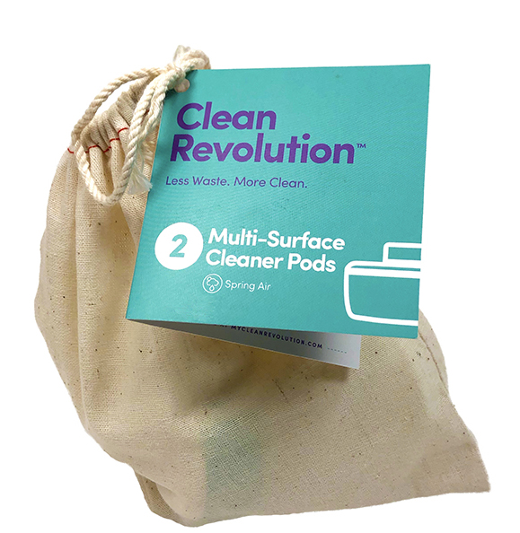 Clean Revolution Tags