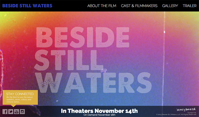 Beside Still Waters Film