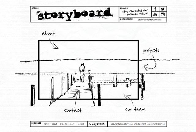 Storyboard Entertainment